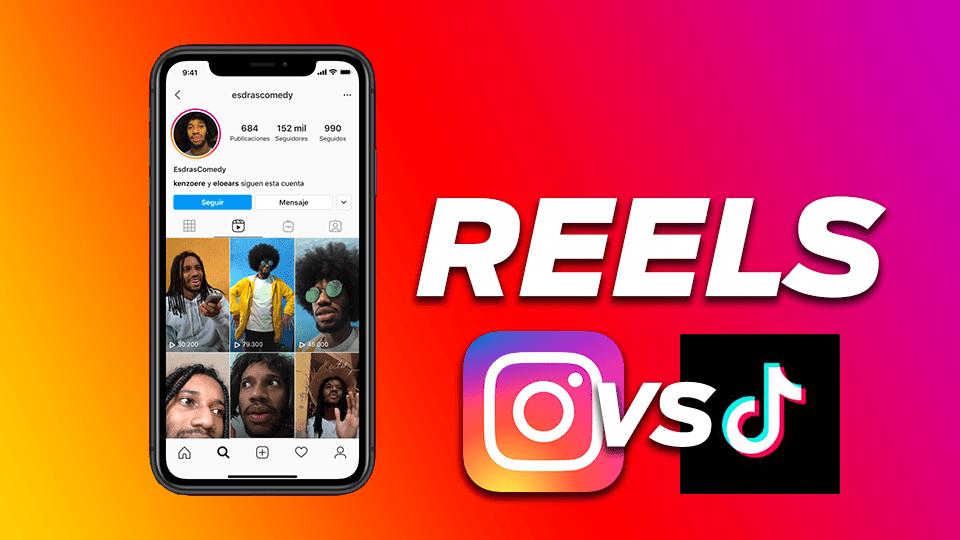 Instagram Reels como usar y como funciona