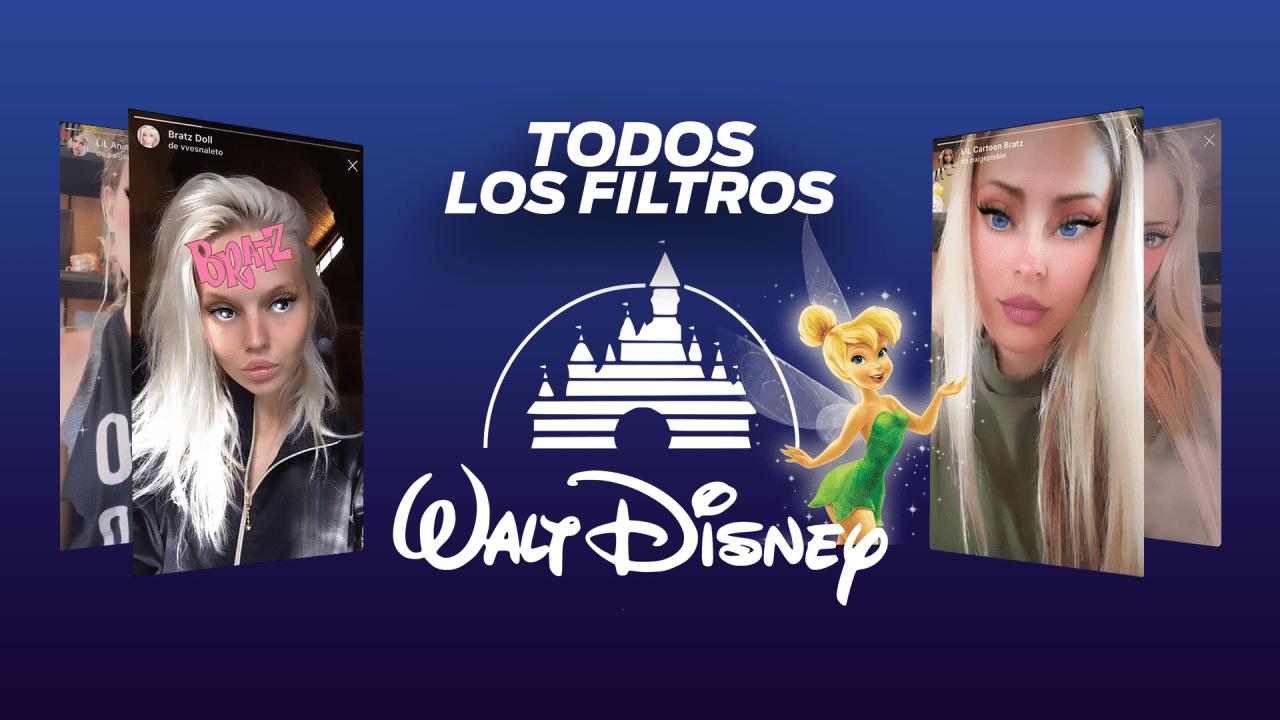 Filtro Disney