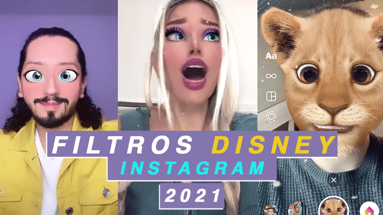 Filtros Disney 2021