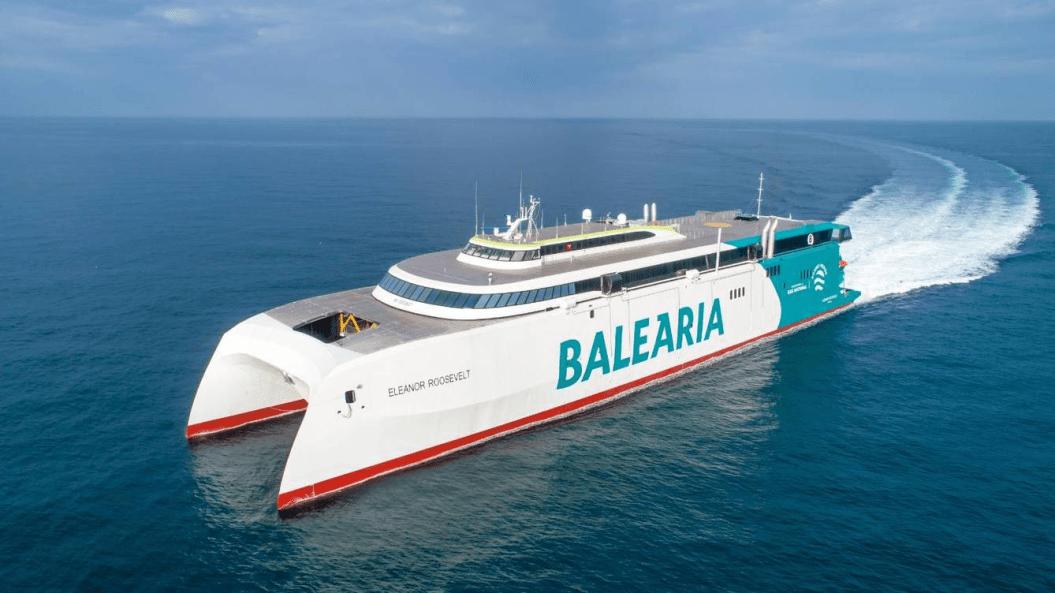 El concurso de Baleària con su propio filtro de Instagram