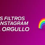 Filtros Instagram Orgullo