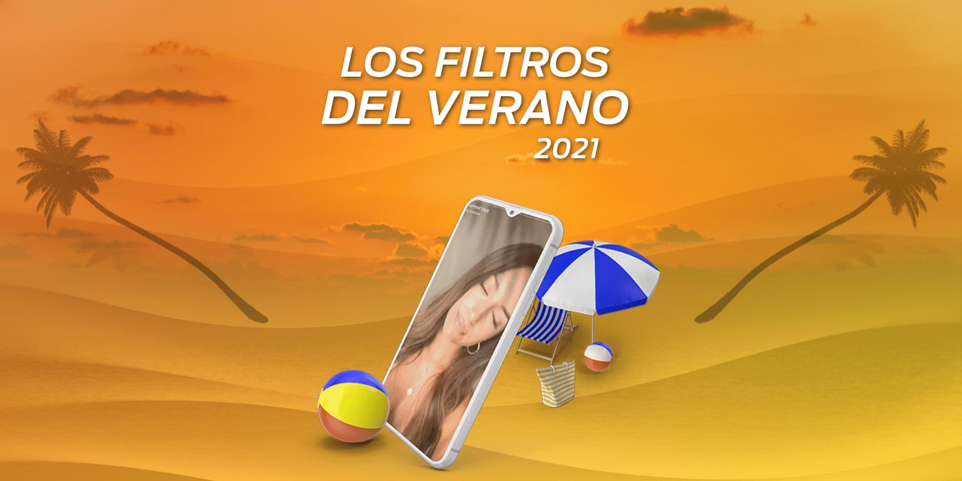 Los filtros de Instagram del verano 2021