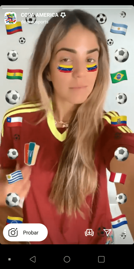 Efecto Copa América de antosports